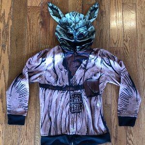 Yoda Star Wars Halloween Costume Kids Medium